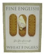 The Fine Cheese Co. Fine English Wheat Fingers (Digestive Biscuits)